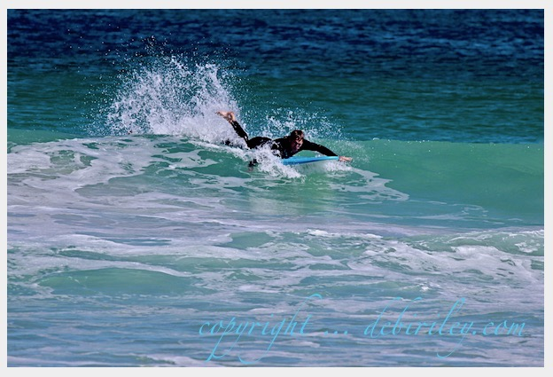 surfing in Perth, Indian Ocean photographs, seascapes in ultramarine and cobalt teal, debiriley.com