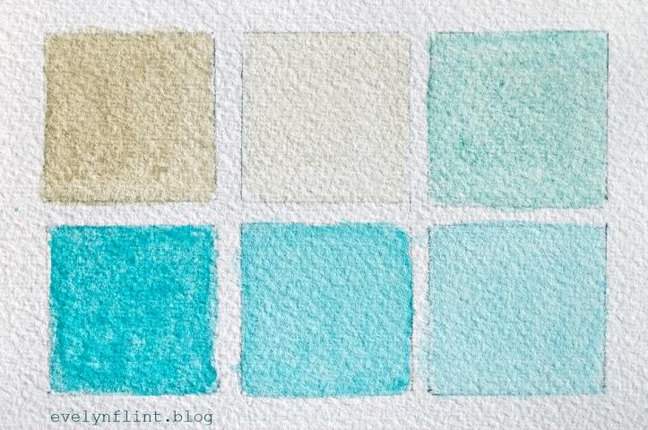 Seaside Colour Mixing - NB