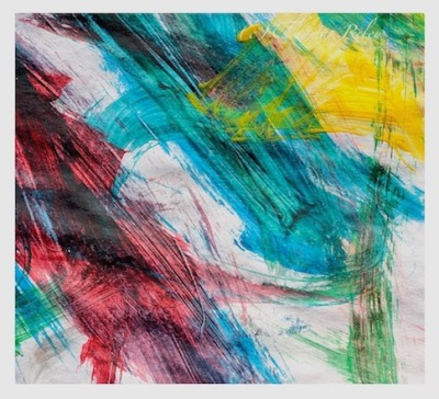 abstract expressionism, art from a child's eye, painting fresh and freely, debiriley.com
