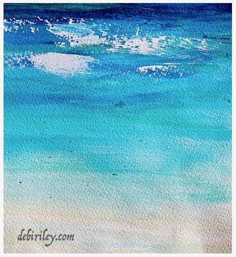 The Sea … it iszen