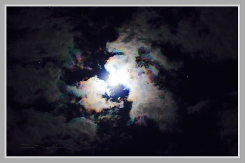 night photograph, clouds swirling, creativity, debiriley.com