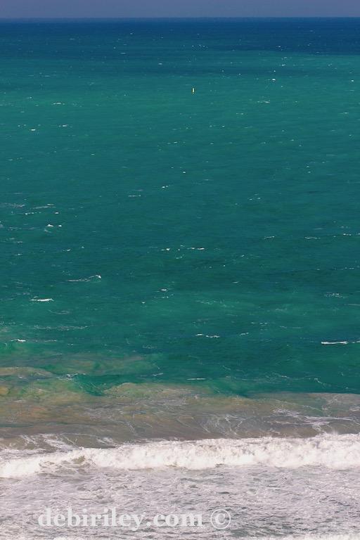 Oceans Cool andBreezy
