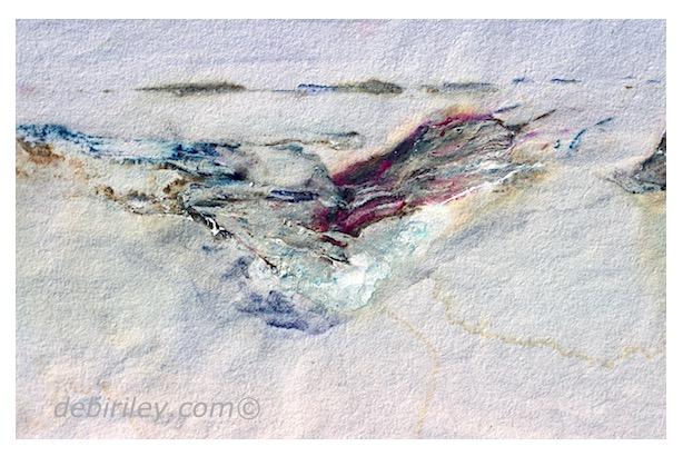 watercolor rescues, beginner painting tips, debiriley.com