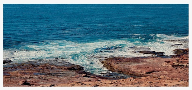 complementary pairs in the landscape, Kalbarri WA, debiriley.com