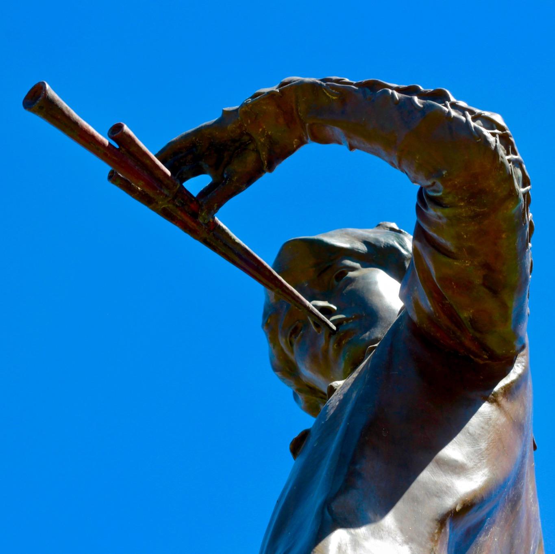 Peter Pan statue, Queen's Gardens Perth