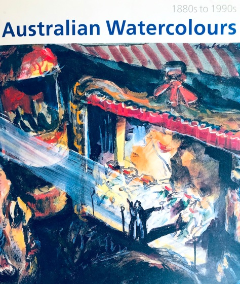 Australian Watercolours, AGNSW